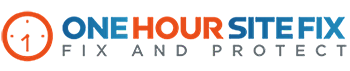 OneHourSiteFix Blog Logo